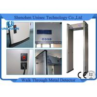 Wholesale Multi Zones Archway Metal Detector Battery Backup For Airport Security Check from china suppliers
