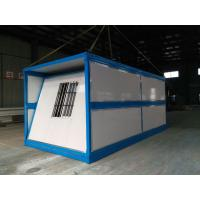Buy cheap Folding Sandwich panel Prefabricated container House/fast installation container house. from wholesalers