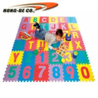 Wholesale Non-toxic Children puzzle mat EVA foam from china suppliers