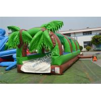 Wholesale Crazy Popular Custom Giant Inflatable Water Slip N Slide For Adult from china suppliers