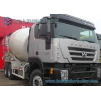 Wholesale 6X4 IVECO Mixer Truck 25 Ton GENLYON cement mix truck For African from china suppliers