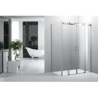 Wholesale Waterproof Bathroom Shower Enclosures , Double Sliding Door Shower Enclosure from china suppliers