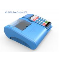 Wholesale Mobile Cashier Smart Tax POS Terminal with VAT Invoice Printing , Light Blue from china suppliers