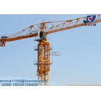 Wholesale PT5510 Construction Cranes Tower Topflat Towercrane Specifications 6t from china suppliers
