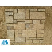 Buy cheap Tiger Skin Yellow Granite Paving Sets Granite Patio Flooring Granite Stone Patio Pavers from wholesalers