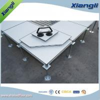 Wholesale FS440 Anti Static Steel Raised Floor with High Conentated Load from china suppliers