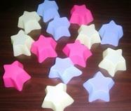 Wholesale Five-pointed star silicone cake mould from china suppliers