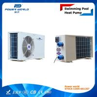 Wholesale Eco Friendly Heat Pump Swimming Pool Petite Pompe Chaleur Piscine Side Discharge 3.5kw - 30kw from china suppliers
