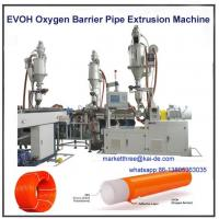 Wholesale Pipe extruder machine for EVOH oxygen barrier pipes Factory supplier China from china suppliers