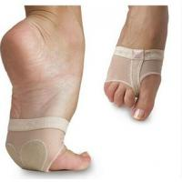 Wholesale Hot-selling Dance Sole sock Foot thongs Dancing Foot protective sleeve Dance Foot Guards from china suppliers