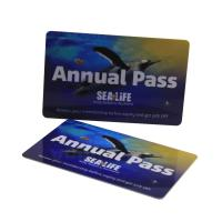 Wholesale HF 13.56mhz Full Color Plastic Mifare RFID Smart Card ISO14443A Standard from china suppliers