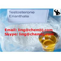 Wholesale Bodybuilding Anabolic Androgenic Steroids Testosterone Enanthate 315-37-7 for Bulking Cycle from china suppliers