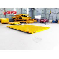 Wholesale Yellow Industrial Electric Turntable , Q235 Automated Material Handling System from china suppliers