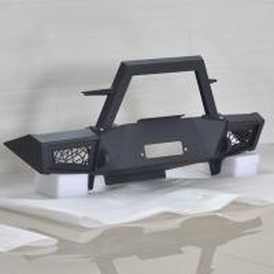 Wholesale No Punch Jeep Wrangler Jk Front Bumper Original Design Car Parts 28*48*16 CM from china suppliers