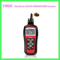 Wholesale MaxiScan MS509 OBDIIEOBD Scanner from china suppliers