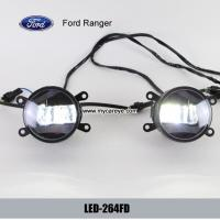 Wholesale Ford Ranger car front fog lamp assembly LED daytime running lights DRL from china suppliers
