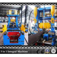 Wholesale PHJ15 Combined H Beam Production Line 3 In 1 Assemblying SAW Welding Straightening Machine from china suppliers