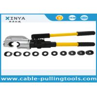 Wholesale Hand Operated Hydraulic Crimping Tools for Crimping Copper / Aluminum Cable Lug from china suppliers