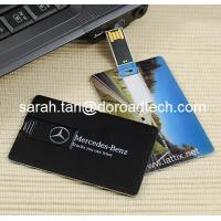 Wholesale Plastic Credit Card USB Flash Drives from china suppliers