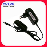 Wholesale Light Weight Power Switching Power Adapter 220v Ac To 12v 1000ma 9Watt from china suppliers