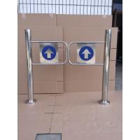 Wholesale Indoor 970Mm Swing Gate Barrier Mechanical For Shopping Mall Center from china suppliers