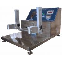 Wholesale High Erosion Resistance Abrasion Testing Machine with 3 Testing Grips from china suppliers