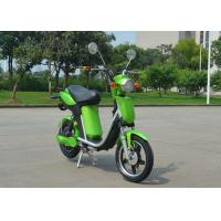 Wholesale COC Approved Pedal Electric Scooter 350W-800W Gear Motor Long Range Distance from china suppliers