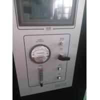 Wholesale Computerized Flammability Test Apparatus Color Customized With Refractory Plate from china suppliers