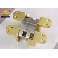 Furniture Cabinet 180 Degree Invisible Internal Door Hinges 116*27.8*41mm
