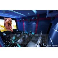 Wholesale Exciting Indoor / Outdoor 5D Movie Theater Equipment With Decoration Effect from china suppliers