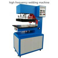 Wholesale High Frequency Welding Machine For Cleats / Flight/ conveyor belt with mould from china suppliers