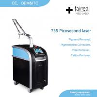 Buy cheap FAIREAL MED Picosecond Laser Q switch Nd Yag laser Tattoo Removal machine MANUFACTURER from wholesalers