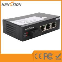 Wholesale Wall Mount 4 Port Enterprise Network Switch 5.08mm Industrial Terminal from china suppliers