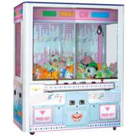 Wholesale 2014 new arcade redemption double crane cheap big vending machine on sale street vending from china suppliers