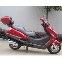 Wholesale Electric / Kick Start 150cc Motor Scooter With Front Panel / Rear Mirror from china suppliers