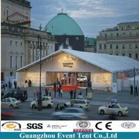 Wholesale White 20 X 30m Custom Event Tents Water Resistant Tent For Auto Show Exhibition from china suppliers