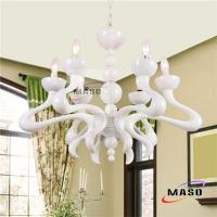 Wholesale Hot Sale Ceiling Chandelier MS-P3008 Resin Material Modern Type Indoor Pendant Lamp from china suppliers