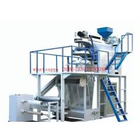 China Rotary Die Head Polypropylene PP Blowing Film making Machine on sale