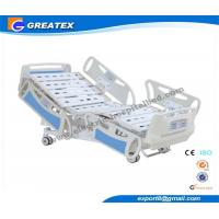 Wholesale CE Electric ICU Hospital Bed Cold Rolled Steel 220VAC Automatic Weighting from china suppliers