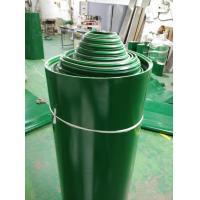 Wholesale black white green industrial PVC conveyor belt 1mm 2mm 3mm 4mm 5mm 6mm from china suppliers