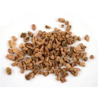 Wholesale 80~90g/L Density,High Quality Dark cork granules at first grade,Good Construction Material from china suppliers