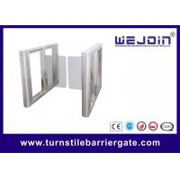 Wholesale Automatic Swing Barrier Gate Integrated with Card Readers and Software from china suppliers