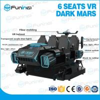 Wholesale Indoor Electric Arcade Game Machine Dark Mars VR Simulator For Amusement Park from china suppliers