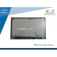 Wholesale 15.6 inch Laptop LCD Screen , tft lcd display screen replacement lcd tv screen N156HGE-LB1 from china suppliers