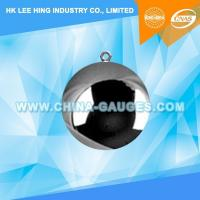 Wholesale 40mm 265g Steel Ball with Eyebolt of IEC60065 from china suppliers