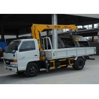 Wholesale 2.1Ton XCMG Lifting Machinery, Telescopic Boom Truck Mounted Crane for Sale from china suppliers