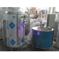 Wholesale 1 T/H Electric Heating UHT Sterilizer For Beverage Production Line Coil Type from china suppliers