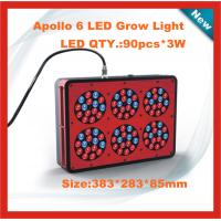 Wholesale Apollo 6 led grow light 270W(90*3W) /HIGH QUALITY greenhouse LED Grow Light lamp from china suppliers