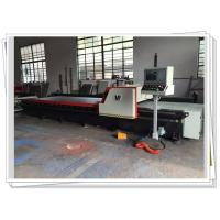 Wholesale Servo Control CNC Gantry V Cutting Machine For SS Slot With Quality Warranty from china suppliers