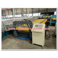 Wholesale Metra Aluminum Roofing Sheet Corrugation Machine with 5 Tons Decoiler, Automatic Cutting Equipment from china suppliers